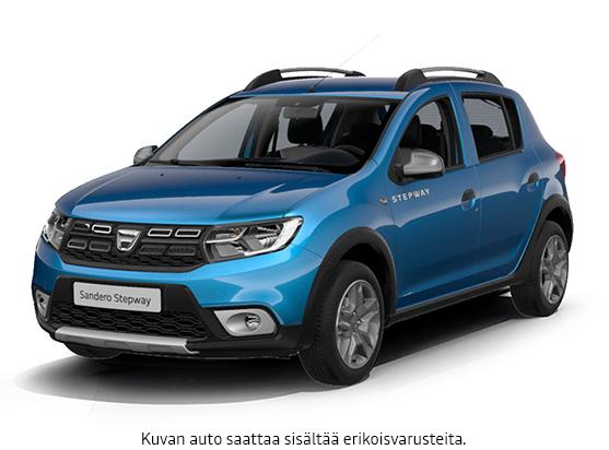 Stepway TCe 90 Easy-R BT | Dacia.fi